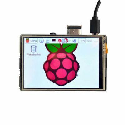 3.5 Lcd Touch Screen Display Usb Hdmi 1920x1080 Rgb For Raspberry Pi 4 Model B