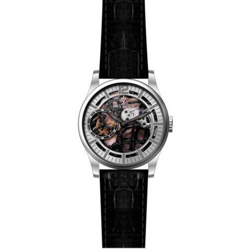 Mens vintage skeleton watches ebay for Classic skeleton watch