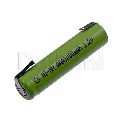 Used, Rechargeable Battery Ni-MH AAA 1.2V 1000mAh for sale  Shipping to India