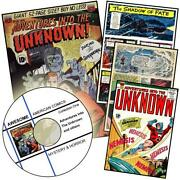 Comics on DVD