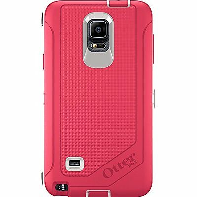 OtterBox DEFENDER Series Case for Samsung Galaxy NOTE 4 (Case Only ) (Pink )