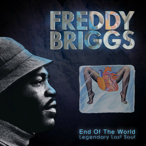 Freddy Briggs - End of the World: Legendary Lost Soul [New CD] Manufactured On D