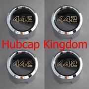 Cutlass Center Caps