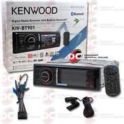 Kenwood Car Stereo Bluetooth