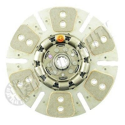 Ih Case 12 Disc 6 Large Pads W 1-18 10 Spline Hub Reman 85026 Hd6 85026c3