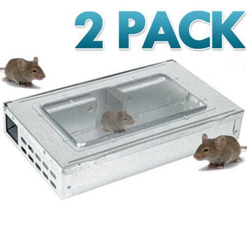 humane mouse trap mice moles rodents ebay. Black Bedroom Furniture Sets. Home Design Ideas