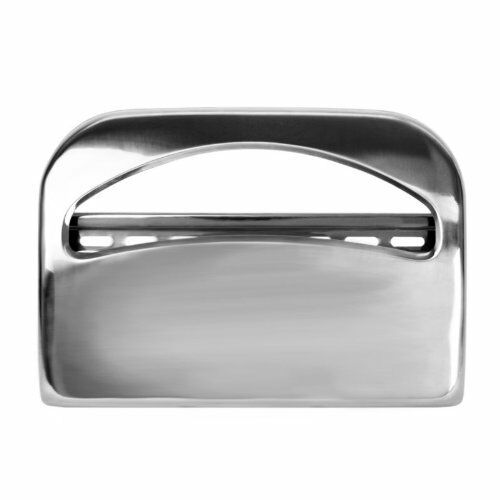 SunnyCare 1/2 Fold Metal Paper Toilet Seat Cover Dispensers>
