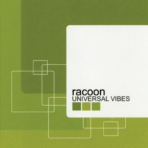 Racoon - Universal Vibes [New CD] Manufactured On Demand