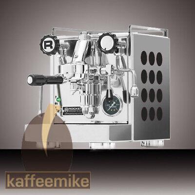 Zwei-kreis-system (Rocket Appartamento Black Espressomaschine Zweikreis-System Wassertank)