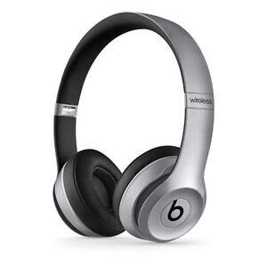 81673961e4d Beats by Dr. Dre Solo2 Wireless Headband Wireless Headphones - Space ...