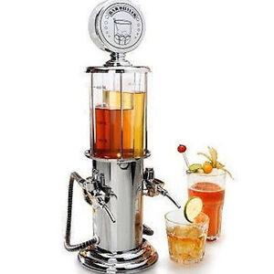 Gas Station Drinks Liquor Pump Wine Beer Bartending Dispenser Machine Novel New