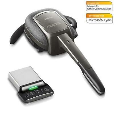 Jabra Supreme UC MS Headset USB Hands Free Microsoft Optimized Lync Voice