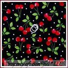 Black Cherry Fabric
