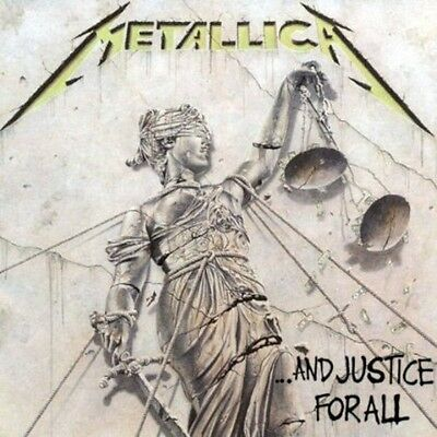 Metallica   And Justice For All  New Cd