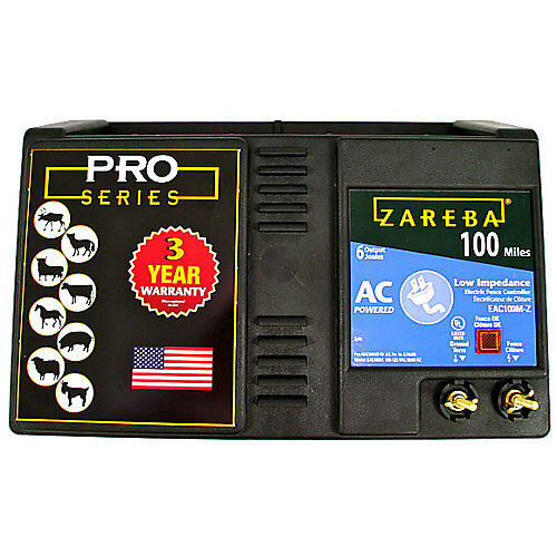 Zareba 100 Mile AC Low Impedance Fence Charger