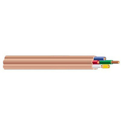 2 Plenum (500' 18-2 Plenum Thermostat Cable PVC Insulation Outer Jacket Wire)