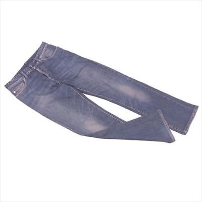 BALENCIAGA Jeans Denim Ladies Men Authentic Used C2945