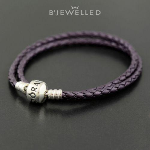 Pandora Mens Jewelry: Pandora Leather Bracelets