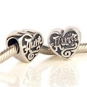 Pandora Aunt Charm Jewelry Of Grandmother Charm Ebay