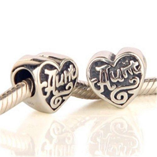 Aunt charm ebay for Pandora aunt charm jewelry