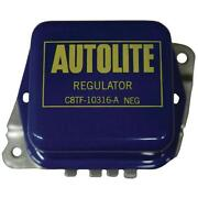 Mustang Voltage Regulator