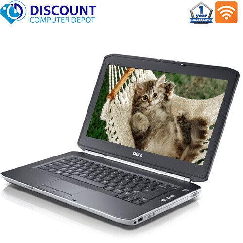Laptop Windows - Dell Laptop Latitude Windows 10 Pro Core i3 8GB 128GB SSD DVD Wifi PC Computer