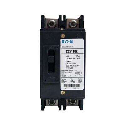 Eaton Cutler Hammer Ccv2200 Cc2200 2p 200a Breaker - One Only At This Price