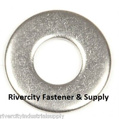 10 5mm Metric Stainless Steel Flat Washers A-2 18-8 Ss M5 Flat Washer