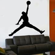 Michael Jordan Wall Stickers