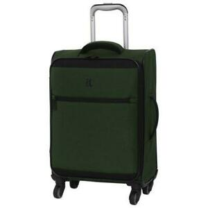 "IT Luggage 12-229804-CTX31-S804 Guardian 31.5"" Soft Side Luggage Set - Rifle Green (new other)"