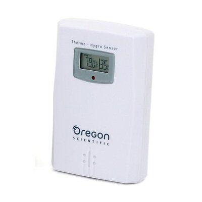 Oregon Scientific THGR122NX Wireless Temperature and Humidity Sensor LCD Display