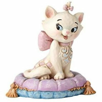 New Enesco Heartwood Creek Disney Traditions Mini Marie Figurine