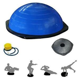 AmStaff Commercial Power Balance Ball - BOSU Style - Brand New