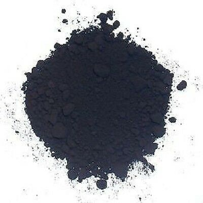 20 Lb Synthetic Black Iron Oxide - Fe3o4 - 1 Micron Particle Size