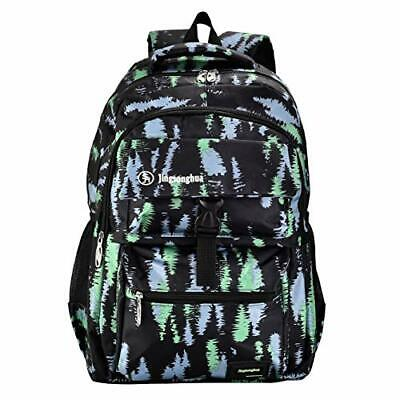 School Laptop Backpack for Teens Girl & Boy, Forest of Oak I