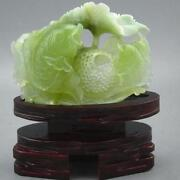 Carved Jadeite
