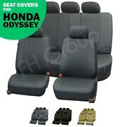 Honda Odyssey Seat Covers