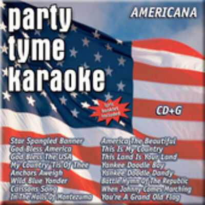 Sybersound, Party Ty - Party Tyme Karaoke: Americana [New - Party Ty