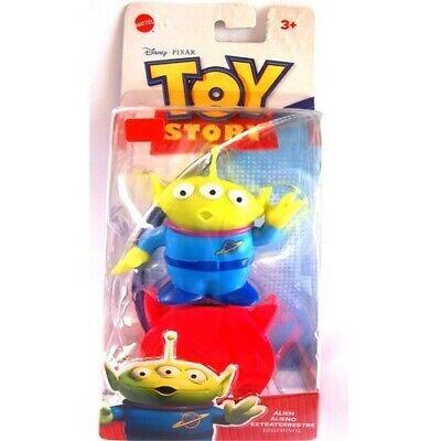 Figura Toy Story 3 Alien / Extraterrestre con base. Nuevo, en blíster.