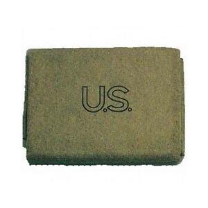 Military Wool Blanket Ebay