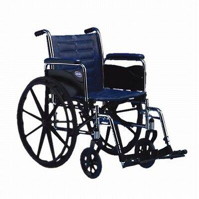 Invacare Lightweight Manual Foldable Folding Wheelchair