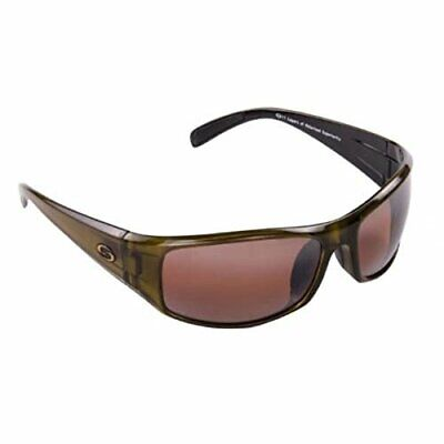 785fadb7830 Strike King Polarized Sunglass S11 Amber Clear Gold Metallic-Black 2 Tone