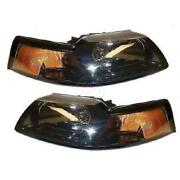 99-04 Mustang Headlights