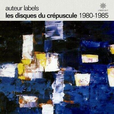 Various Artists - Auteur Labels: Les Disques Du Crepuscule [New CD]