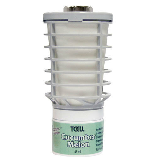 Rubbermaid FG402470 Refill for TCell Air Flow Fragrance- Cucumber Melon