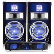 800W Amplifier