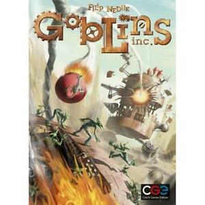 Goblins Inc. (board game - like new - played once)