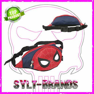 Spiderman Marvel Comics Gürteltasche Bauchtasche Hüfttasche Caps Tasche - Marvel Hat