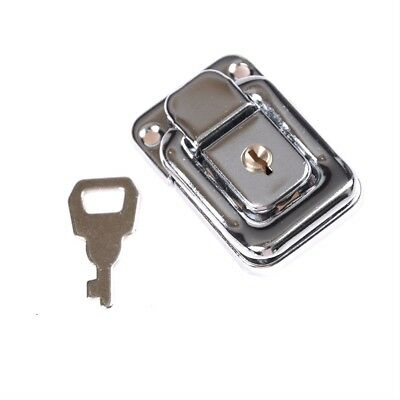 Cabinet Box Platz Schloss mit Schlüssel Federriegel Fang Toggle Verschlüsse QF