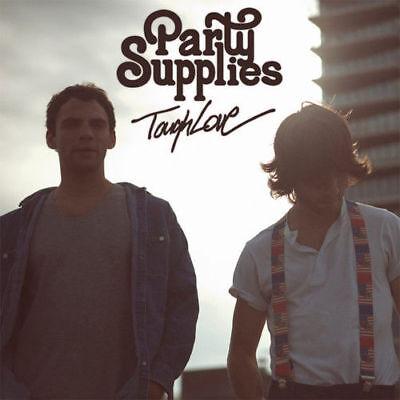 Party Supplies - Tough Love CD DIGIPAK BRAND NEW 659123039628 (Musik, Party Supplies)
